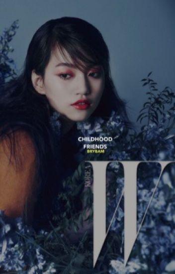 childhood friends ➳ seungcheol [revising]
