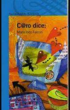 Caro dice l Maria Ines Falconi by alt0ah1loc4