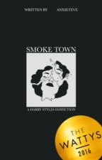 Smoke Town (hs AU) by anxieteve