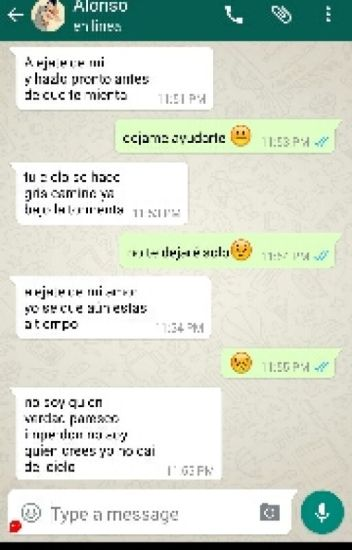 Alejate De Mi Amor Alonso Y Tu Yuvit Wattpad