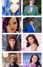 Descendants Truth or Dare by Princess-Audrey