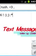 Text Message (one shot story) by Darliiiiina