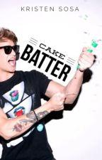 Cake batter by irrelevcnt