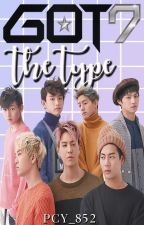 GOT7 The Type by pcy_852