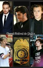 Agent Fédérale de Police ! REECRITURE by Marine59payne
