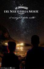 Le Cronache del Sole e della Morte: il Risveglio della Notte [Percy Jackson]  by Ovis_Chan