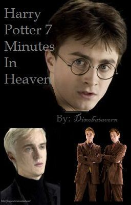 7 Minutes In Heaven With Harry Potter and Friends - Lana