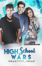 High School Wars by Crazyyyy_Ideas