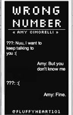 Wrong Number [Amy Cimorelli:GXG] by Cabbagesonfire
