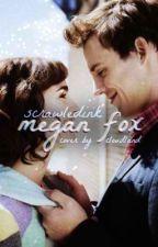 Megan Fox by scrawledink