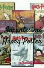 Incantesimi Harry Potter by piccolaWeasley