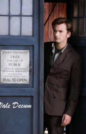 Doctor Who: Vale Decum by JK-HarleyQuinn