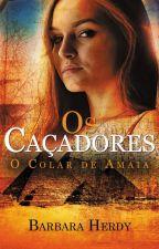 O Colar de Amaia by ImBarbaraHerdy