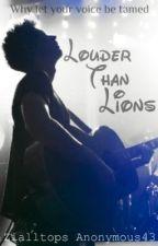 Louder Than Lions│Ziall Horalik AU *Trilogy* by zialltops