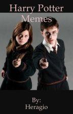 Harry Potter Memes by Heragio