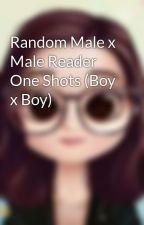 Random x male reader one shots (Boy x Boy) by choochoo28