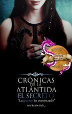 Crónicas de la Atlántida I: El secreto. by wickedwitch_