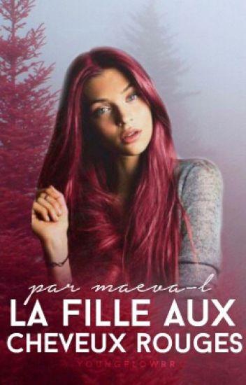 La fille aux cheveux rouge