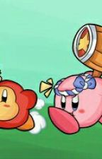 Kirby Characters Doing Random Things by Doroken