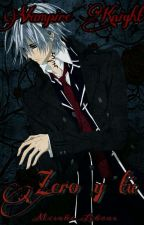Vampire Knight (Zero y tu) (Editando) by Misaki_Libros