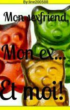 Mon sexfriend, mon ex et moi by line200588