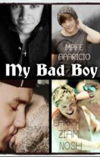My Bad Boy // Larry-Ziam-Nosh // by MafeAparicio