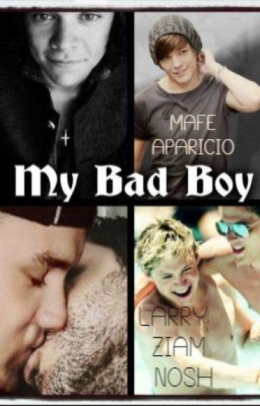 My Bad Boy // Larry-Ziam-Nosh //