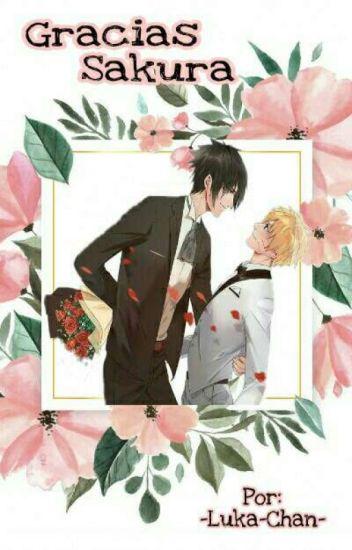 Gracias Sakura [SasuNaru]
