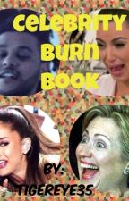 Celebrity Burn Book by Tigereye35