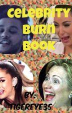 Celebrity Burn Book by Tigereye35