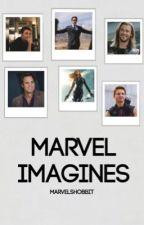 Marvel Imagines by marvelshobbit