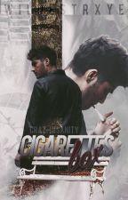 Cigarettes Box [ malik ] by wildestrxye