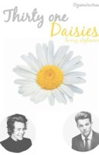 Thirty one Daisies ; larry stylinson PAUSADA by -liamstummy-