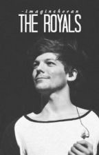 The Royals ≫ Zianourry by -imaginehoran