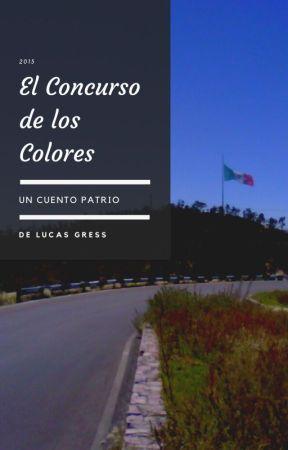 El concurso de los colores by LucasGress