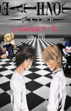 Death Note, Lawliet y __ by Valen1030