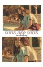 Girls like Girls // Hayley Kiyoko ((on hold)) by vvreckedlunqs