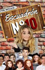 Escuadrón N°10 by MayelaCHD