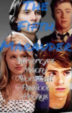 The 5th Marauder *rewritten by JoeGarden221