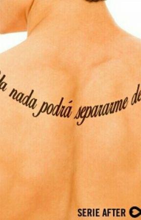 Frases De After Un Amor Infinito Frase 1 Wattpad