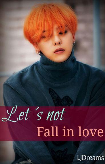 Let's not Fall in Love (Lemon) - No Caigamos en el amor