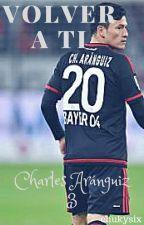 Volver a ti || ch.aránguiz by chukysix