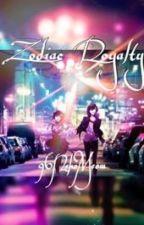 Zodiac Royalty by 96nekomeow