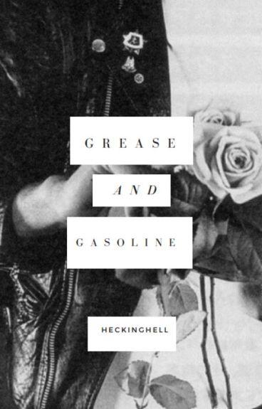 Grease and Gasoline-A Dallas Winston Fanfiction