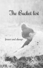 The Bucket List (completed) by Isabellalouise