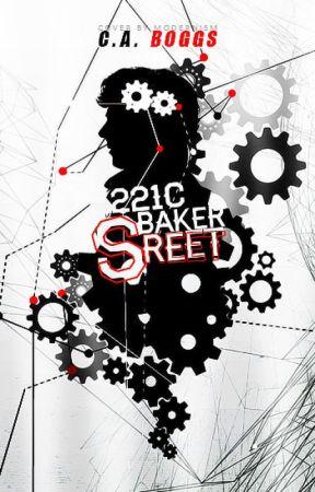221C Baker Street: A Sherlock Fanfiction by sokovianlady