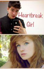 Heartbreak Girl by LouBerry99