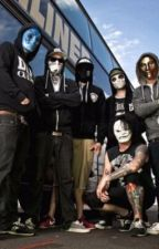 Adopted By Hollywood Undead by creepyscene
