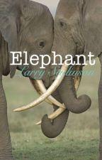 Elephant Larry Stylinson by louisfondshazzy