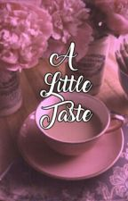 A Little Taste ✧ Moreid (boyxboy) by fandcmfics